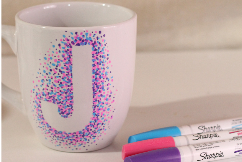 sharpie mug diy