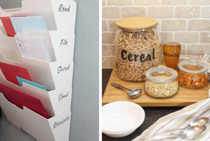 7 Cheap IKEA Organization Hacks for Your Home