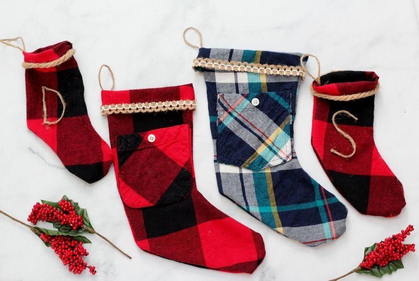 diy stockings