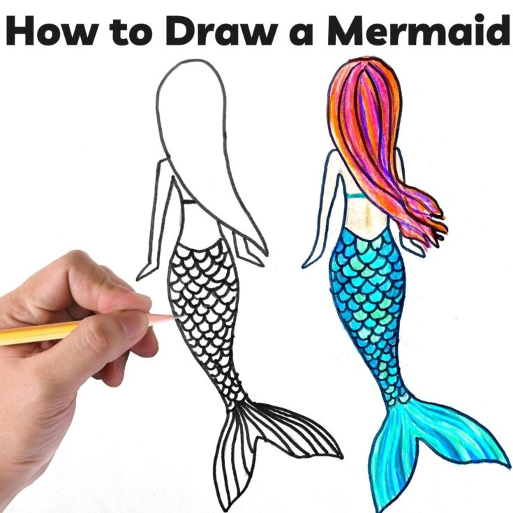 How-to-Draw-a-Mermaid